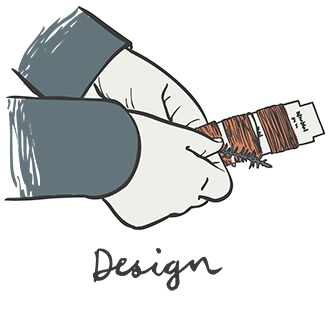Skye Weavers, design, mobile