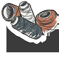 Skye Weavers Cone Winding