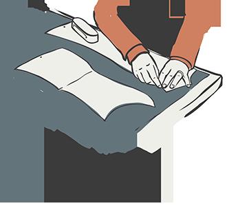 Skye Weavers, sewing, mobile