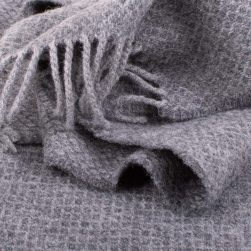 Orbost Scarf dark grey