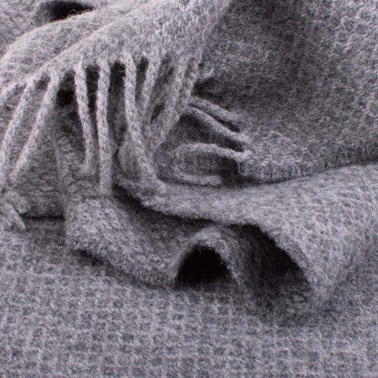 Orbost Scarf dark grey