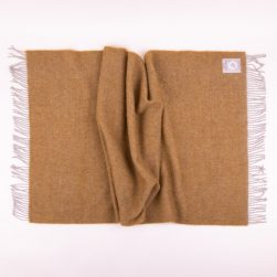 Skye Weavers bed runner mustard