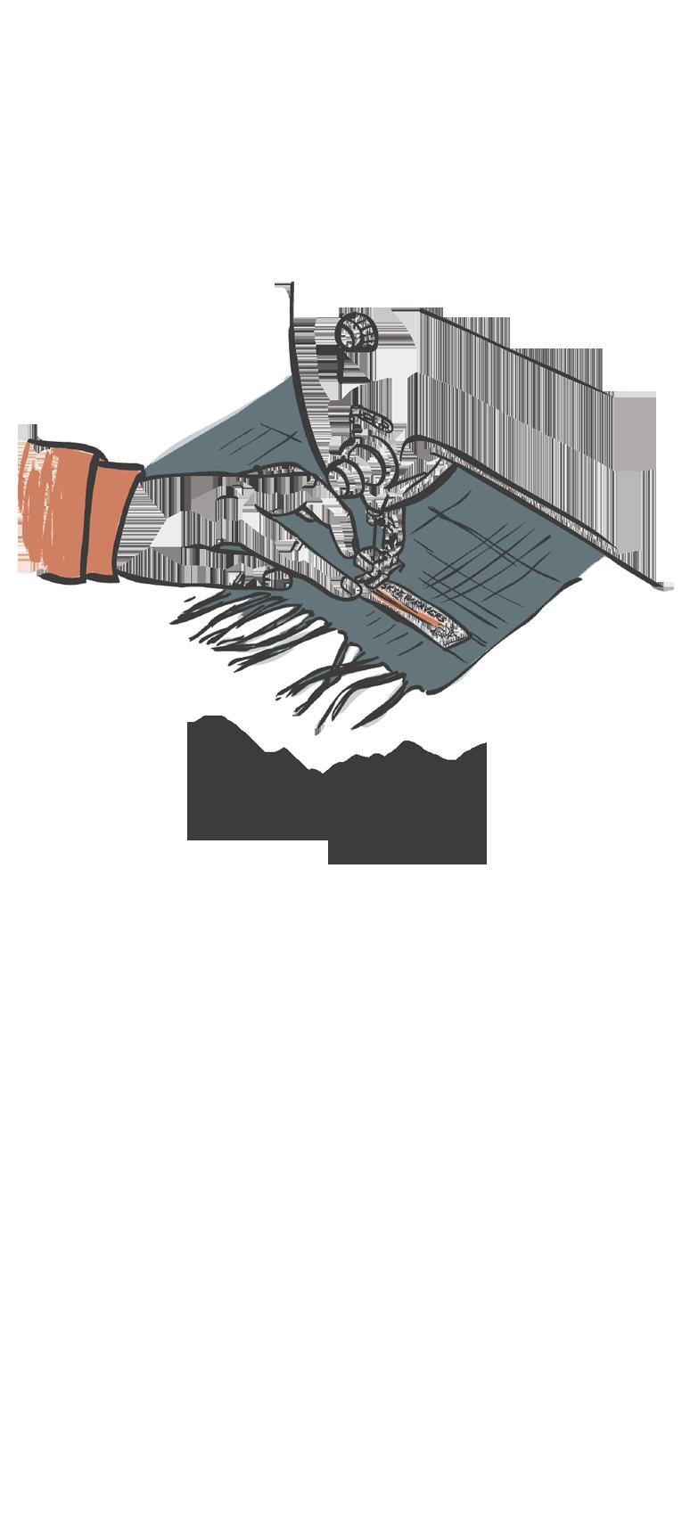 Skye Weavers Labelling