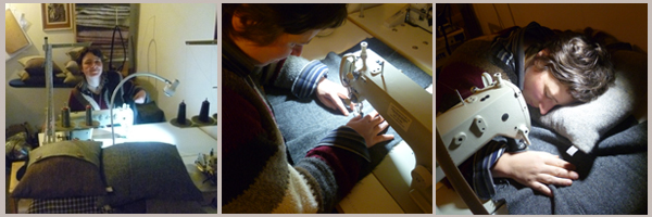 andrea sewing