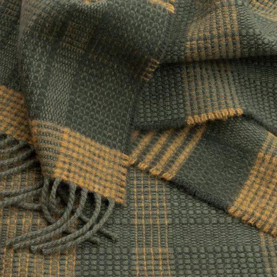 bauhaus scarf green