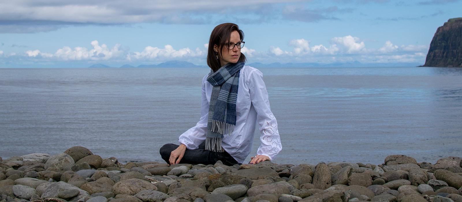 skye weavers bauhaus scarves
