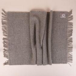skye weavers bed runner double grey