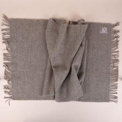 skye weavers bed runner king grey