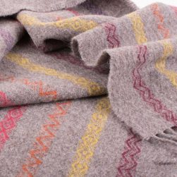 Brodgar scarf multicolour