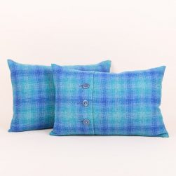 button cushion, over the sea