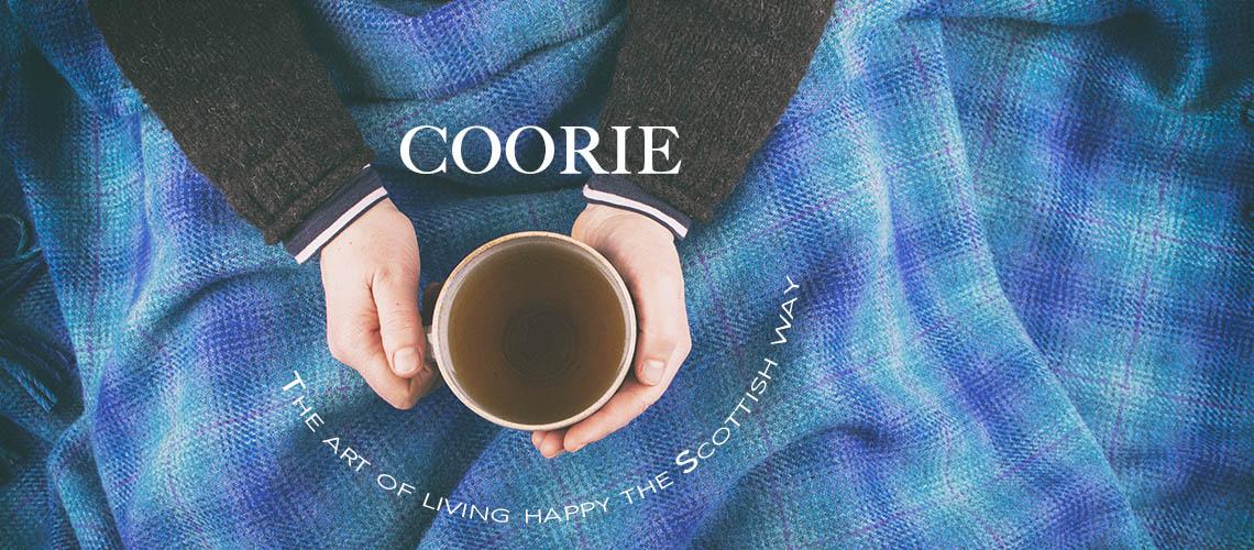 skye weavers coorie happiness