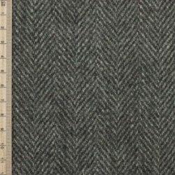 Skye Weavers Forest Herringbone Tweed
