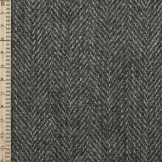 Skye Weavers Forest Herringbone Tweed