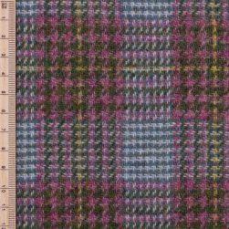 Skye Weavers Glendale Check Tweed