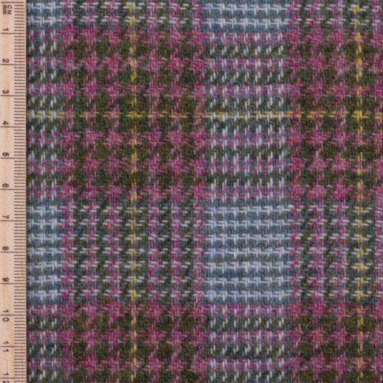 Skye Weavers Glendale Check Tweed