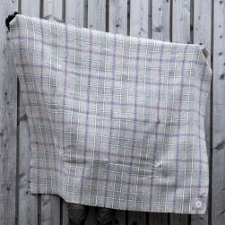 heather mist throw short