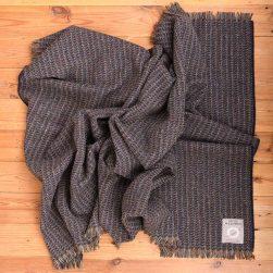 skye weavers knee rug blue