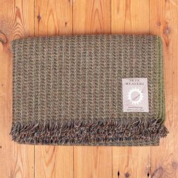knee rug grey-green