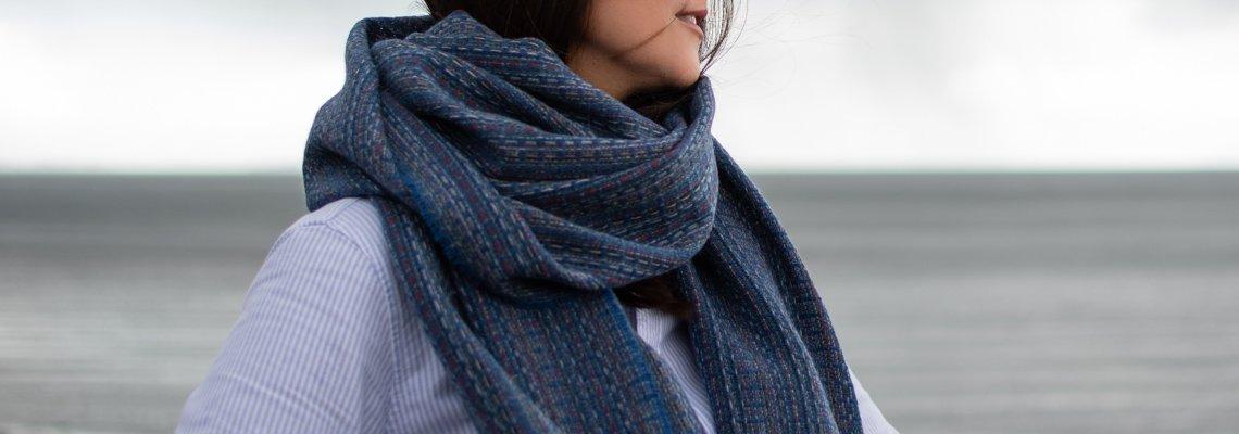 skye weavers multicolour shawl ocean gallery