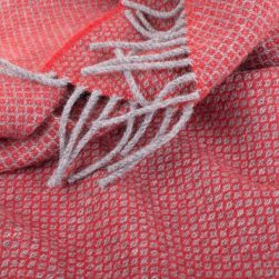orbost scarf raspberry