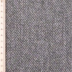 pine herringbone tweed