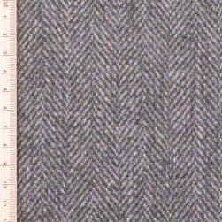 pine herringbone tweed