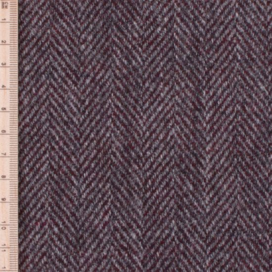 redwood herringbone tweed