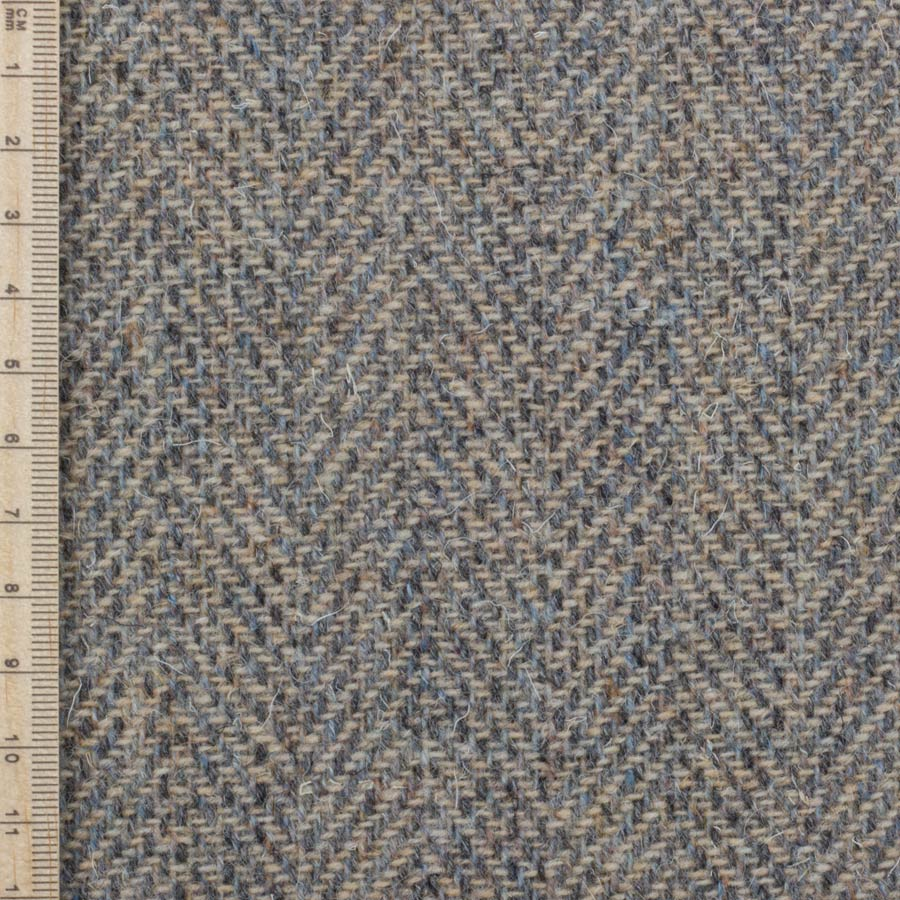 Skye Weavers Sandstone Brushed Tweed