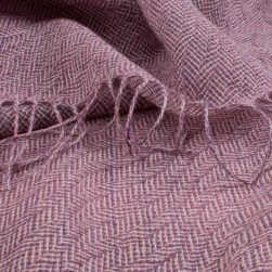 shadow leaf shawl lilac