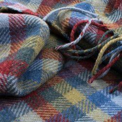 shilasdair check scarf