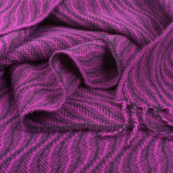 soft wave scarf aurora