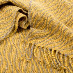 soft wave scarf sunrise
