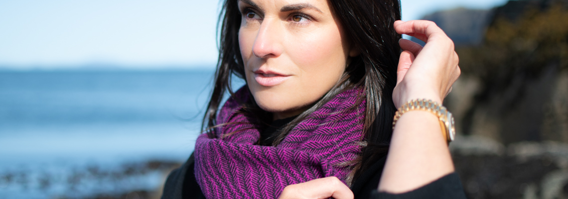 skye weavers soft wave scarves