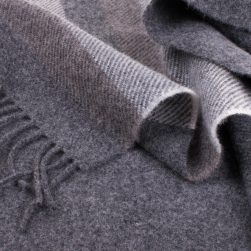striped scarf grey lichen