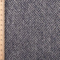 plaited twill dark navy