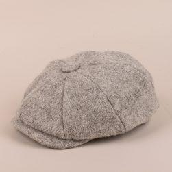 skye wool baker boy cap