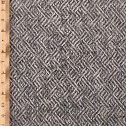 plaited twill charcoal
