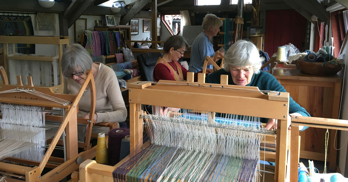 weaving course